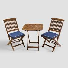 Bistro Sets And Outdoor Furniture Sets World Market - Outdoor furniture set