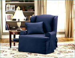 reclining wing chair slipcover gallery recliner wing chair
