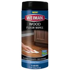 amazon com weiman wood floor wipes wood floor and baseboard