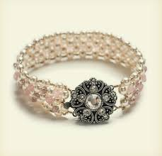 pearl bracelet tutorials images How to make pearl bracelets craft tutorials and inspiration jpg