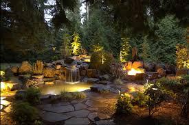 Garden Lights 75 Brilliant Backyard Landscape Lighting Ideas 2018