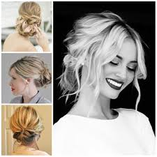 easy fancy hairstyle for medium hair easy updo for length hair youtube