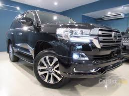 price of toyota land cruiser toyota land cruiser 2015 4 7 in selangor automatic suv black for