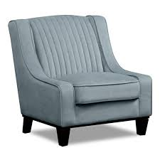 Light Blue Accent Chair Furniture Light Blue Velvet Accent Chair With Striped Large