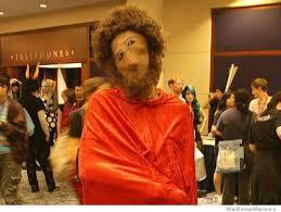 Fresco Jesus Meme - ecce homo meme costume inner net pinterest meme costume meme