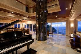 Falling Water Interior Striking Water Falling Estate In Hawaii Hits The Auction