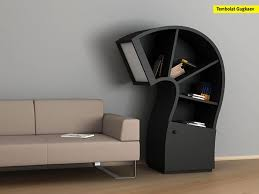 Creative Bookshelf Designs Creative Bookshelf Designs Others