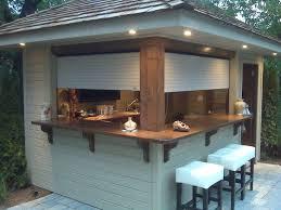 Outdoor Backyard Ideas by Image 8 Backyard Bar Ideas On Outdoor Bar Ideas Backyard Ideas