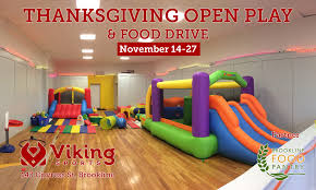 Is Sporting Goods Open On Thanksgiving Themed Open Play Viking Sports