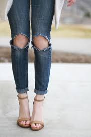 Ripped Knee Jeans Mens Very Ripped Jeans Bod Jeans
