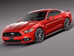 mustang gt model 3d model ford mustang gt 2015 3d model at 3dexport com