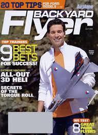 Park Flyers Backyard Flyers by Electric Flight Amazon Com Magazines
