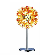 coral led table lamp 45 cm qisdesign design is this