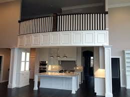 Columns Interior Custom Homes By Tompkins Construction