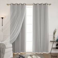 Grey And White Nursery Curtains Curtain Grey And Pink Curtains Gray White Kitchen Curtainsgray