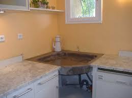 plan de travail d angle pour cuisine interior bton cir plan de intéressant plan de travail d angle pour