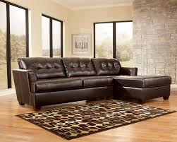 Martino Leather Sectional Sofa Dixon Scarlett Durablend Leather Sofa Sectional Corner Chaise
