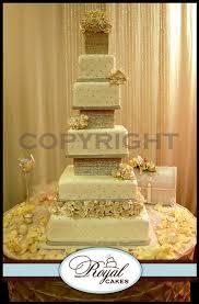 Square Wedding Cakes Wedding Cakes Royal Cakes