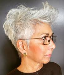 pixie grey hair styles 60 gorgeous hairstyles for gray hair