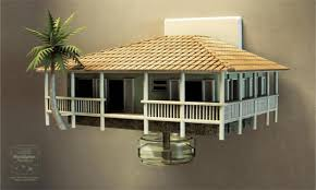 100 stilt home plans key west style luxury hwbdo14282