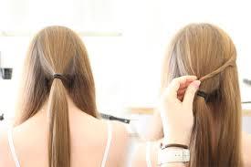 Einfache Frisuren Selber Machen Offene Haare by 3 Einfache Flechtfrisuren In Nur 5 Minuten So Geht S