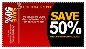 Coupon Bed Bath And Beyond 20 Off Free Printable Bed Bath And Beyond Coupon October 2017