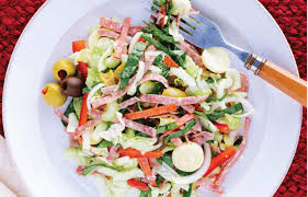 italian hoagie salad recipe by hoskins