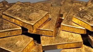 gold steady after nearing seven week highs us data awaited