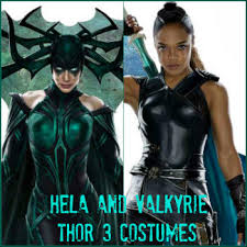 thor ragnarok women costumes deluxe theatrical quality