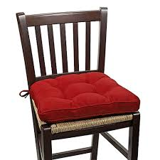 How To Cover A Chair Seat Shop For Chair Pads Bar Stool Covers U0026 Rocker Cushion Sets Bed