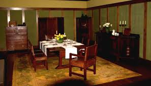 craftsman style dining room table dining room craftsman style table legs with prairie style dining