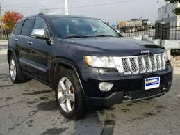 Jeep Overland Interior Used Jeep Grand Cherokee Overland For Sale Carmax
