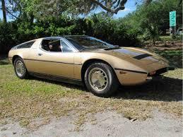maserati bora 1974 maserati bora for sale classiccars com cc 888041