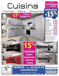 cuisina catalogue calaméo catalogue cuisina papeete septembre 2017