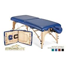stronglite standard plus massage table stronglite classic deluxe massage table package
