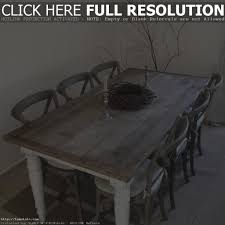 second hand shabby chic dining table and chairs living room ideas