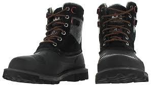 s waterproof boots size 9 woolrich fully wooly lace s winter boots waterproof ebay