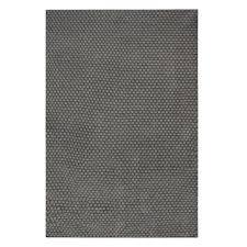 Charcoal Gray Area Rug Indoor Outdoor Basketweave Charcoal Gray Area Rug 5 X 8