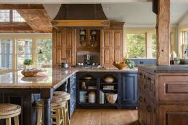 two farmhouse ideas kitchen farmhouse with two tone kitchen two tone kitchen