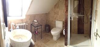 Cloison Amovible Sous Pente by Salle De Bain Mansardee Meilleures Images D U0027inspiration Pour