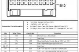 2006 chevy impala stereo wiring diagram 03 chevy silverado stereo wiring diagram wiring diagram