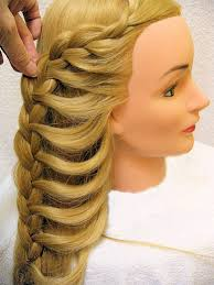 hairstyles to do on manikin butterfly braid pulled back braid whisperer pinterest