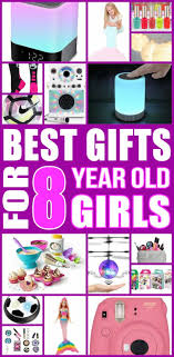 gifts for 8 year