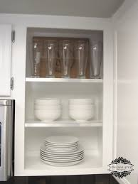 Open Shelving Cabinets I U0027m Dreaming Of A White Kitchen Open Shelving Too