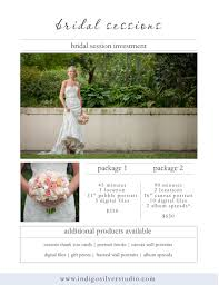 wedding album prices guest tip increasing your bottom line with bridal portraits