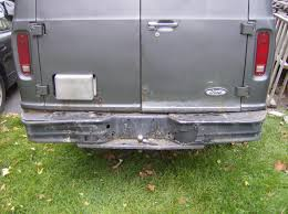 rear bumper ford truck enthusiasts forums