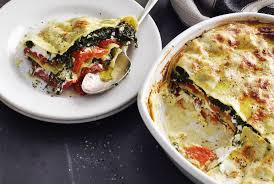 vegetable veggie lasagna recipe