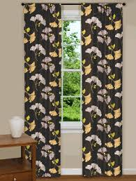 Modern Floral Curtain Panels 29 Best Contemporary Curtains Images On Pinterest Contemporary