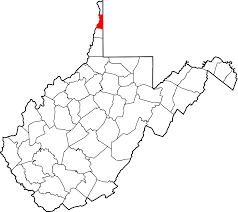 national register of historic places listings in brooke county