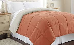 Rust Comforter Set Reversible Comforter Sets U2013 Ease Bedding With Style